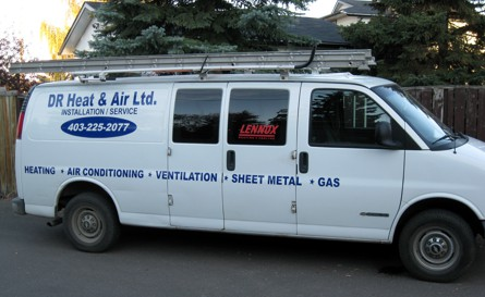 Calgary's Furnace & Air Conditioning Specialists